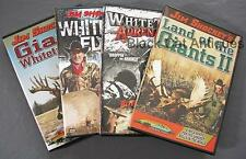Lot 4 DVDs Whitetail Edge Land/Giants 2 Giant Whitetails 2 Whitetail Adrenaline