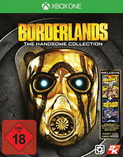 XBOX ONE  Spiel: Borderlands Handsome Coll. Neu & OVP