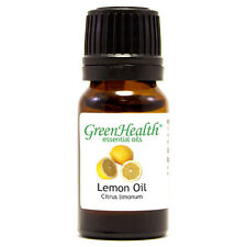 10 ml Lemon Essential Oil (100% Pure & Natural) - GreenHealth