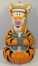 "8.75"" Tigger Drink Cup Bottle Animal Kingdom PVC Plastic Figure Winnie The Pooh"