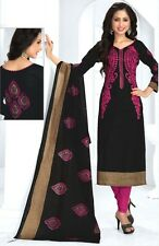 Elegant Cotton Printed Unstitched Dress Material Salwar Suit D.No UD1813