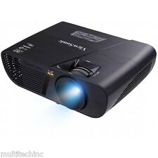 ViewSonic PJD5255 DLP Projector 3300 Lumens HDMI 3D Blu-ray Ready !