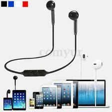 Bluetooth 4.1 Sport Headset Earbuds Stereo Headphone Earphone for iPhone Galaxy
