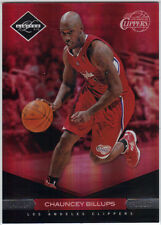 CHAUNCEY BILLUPS 2011-12 PANINI LIMITED SPOTLIGHT  #45/49