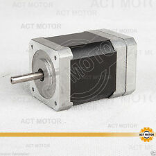 ACT 1PC Nema17 BLDC Motor 42BLF02 52W 24V 4000RPM 3Phase 63mm Length CNC Medical
