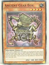 Yu-Gi-Oh 2x #011 Ancient Gear Box - SR03 - Machine Reactor Structure Deck