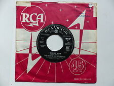 MAMA ' s AND PAPA 'S I saw her again / even if i could RCA 1533