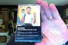 Sparks- Pulling Rabbits Out of a Hat- new/sealed cassette tape