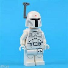 "Lego star wars Exclusive "" Boba Fett "" Prototype minifigure with blaster"