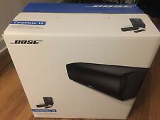 NEW Bose CineMate 15 Home Theater Speaker System, Black