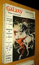 GALAXY # 7-8-SIMAK-SCHECKLEY-POHL-TENN-LEY-NUMERO DOPPIO-1960-LA TRIBUNA-SR32