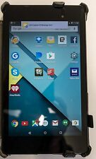 Nexus 7 (2nd Generation) 32GB, Wi-Fi + 4G (Unlocked), 7in - EXCELLENT CONDITION