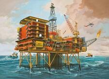 Revell Off-Shore Oilrig North Cormorant 1:200 Revell 08803  X