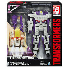 Transformers Generations Titans Return Voyager Class Triple Changer Astrotrain