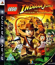 LEGO INDIANA JONES PS3 KIDS GAME REGION FREE COMPLETE