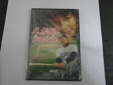 A Little Inside (DVD) Hallie Kate Eisenberg Feature Films For Families NEW