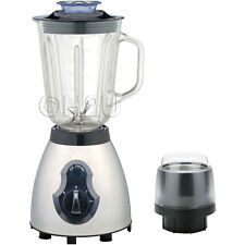 TURBO BLENDER CHOPPER FOOD PROCESSOR JUICER SMOOTHIE MAKER KITCHEN MIXER - GREY