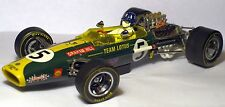1:18 EXOTO  TEAM LOTUS FORD 49 - GRAHAM HILL No 5 South Africa Grand Prix