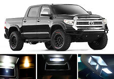 Xenon White Vanity / Sun visor  LED light Bulbs for Toyota Tundra (4 pieces)