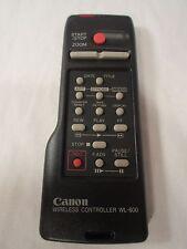 Canon AE1 8 MM Camcorder Wireless Remote Control WL-600
