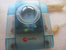 Macally USB Ball Trackball 2 Button Mouse UTB-800 iBall For Macintosh & Windows