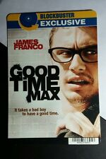 GOOD TIME MAX JAMES FRANCO PHOTO MINI POSTER BACKER CARD (NOT A movie )