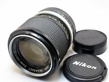Nikon NIKKOR 43-86mm f3.5 Non  Ai manual focus Lens for F ( with lots of fungus)