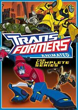 TRANSFORMERS ANIMATED: THE COMPLETE SERIES - DVD - Region 1 Sealed