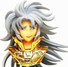 Bandai Saint Seiya Mask Chronicle Head Bust  Gold Gemini Saga Secret Evil Figure