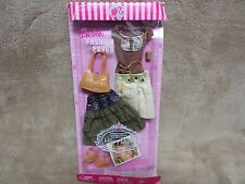 Barbie Fashion Fever Hilary Duff Doll Clothes & Accessories NEW