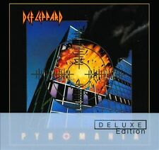 NEW Pyromania [deluxe Edition] by Def Leppard CD (CD) Free P&H