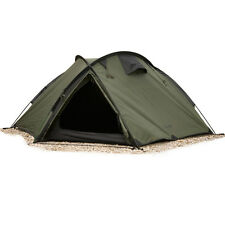 Snugpak The Bunker Tent 3 Person 4 Season Tactical Military Shelter Olive