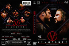 Official WWE Vengeance 2005 (Pre-Owned DVD)