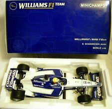 Minichamps 100010005: Williams BMW FW23, #5 R. Schumacher 2001, 1/18, NEU & OVP