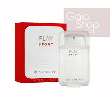 GIVENCHY PLAY SPORT EAU DE TOILETTE 50ML PROFUMO UOMO EDT SPRAY