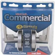 NEW MINTCRAFT Y360CV COMMERCIAL SATIN STAINLESS ENTRY LEVER DOOR LOCKSET 6068092