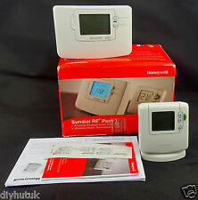 HONEYWELL Sundial RF2 WIRELESS TIMER & SALA TERMOSTATO PACK 1 y9120h2009