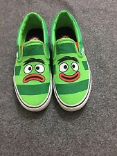 VANS YO GABBA GABBA Slip on Sneakers Men's Sz 8 Women's Sz 10