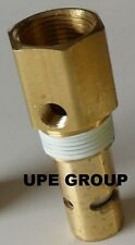 "New ALL BRASS air compressor in tank check valve 3/4"" FNPT  x 3/4"" MNPT BRASS"