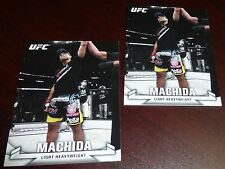 Lyoto Machida 2013 Topps Knockout UFC Card #18 157 140 129 123 113 104 98 94 84