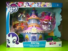 My Little Pony RARITY CAROUSEL BOUTIQUE Blind Bag 2 figures playset bundle NEW!
