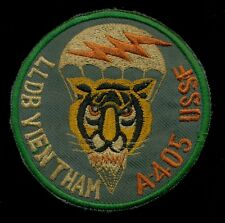ARVN Ranger LLDB A-405 US Army Special Forces Patch S-22