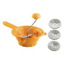 Moulin any Vegetable Mill Masher, Carrot /Tomato Sauce /Mash Potato Ricer
