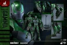 HOT TOYS Exclusive Iron Man 3 MMS332 Gamma (Mark XXVI) MK 26 1/6 Figure NIB
