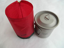 Tread Lite Gear Stuff Sack for Alpkit 400 Titanium Mug Pot Ultralight 5g