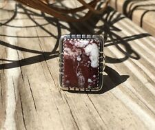 Wild House Sterling Silver Native American Rings | Size 7 | Boho | Women's Rings