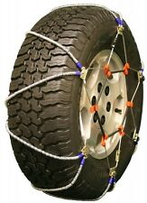 285/65-18 285/65R18 Volt LT Cable Tire Chains Snow Traction SUV Light Truck Ice