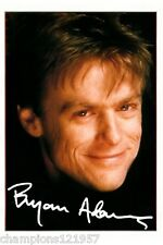 Bryan Adams ++Autogramm++ ++POP Superstar++1
