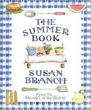 The Summer Book by Susan Branch (1995, Hardcover)