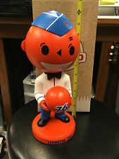 ESCO UNION 76 GAS STATION ATTENDANT STATUE, FIGURINE, RESIN ADVERTISING FIGURE